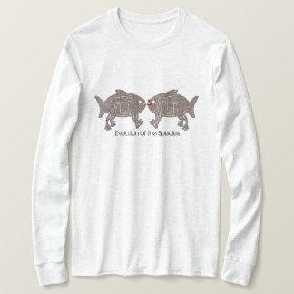 Evolution of the Species T-Shirt