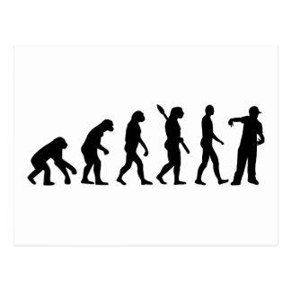 Evolution Rapper singer Postcards