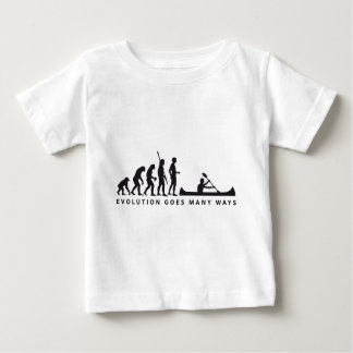 evolution rowing baby T-Shirt