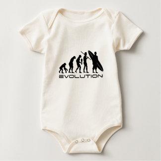 Evolution Surfer Baby Bodysuit