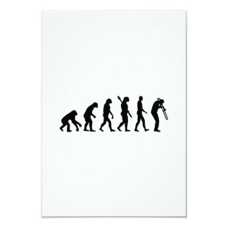 Evolution Trombone Announcement
