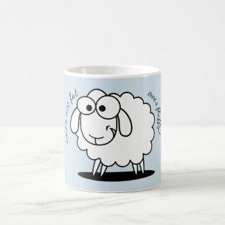 Ewe's Not Fat Pun Mug