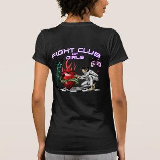 Ex3 Fight Club of Girls Tee Shirts
