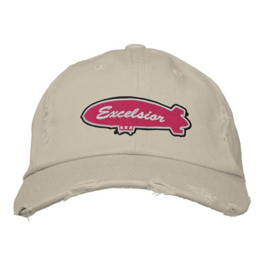 Excelsior Embroidered Baseball Cap