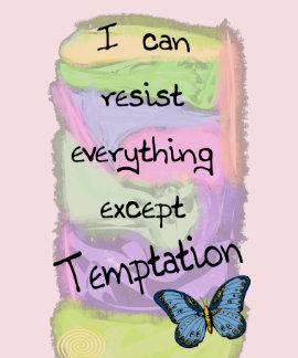 Except Temptation Shirt
