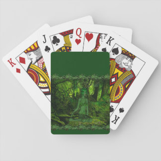 Exclusive Design Absinthe Faery Playing cards