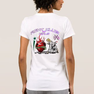 ExE Fight Club of Girls T-shirts