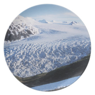 Exit Glacier in Kenai Fjords National Park, Plate