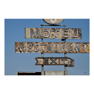 Exit Motel Poster