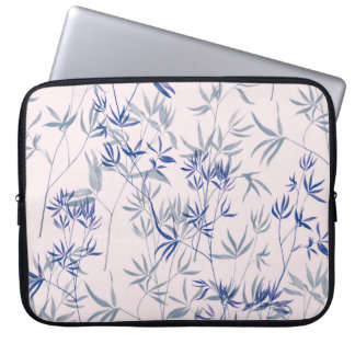 Exotic Blue Computer Sleeve