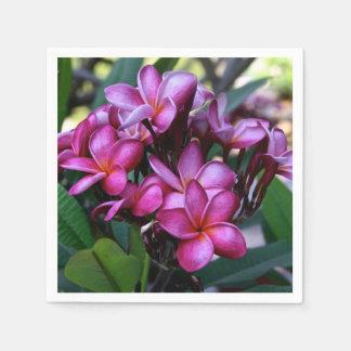 Exotic flower, Paper Napkins