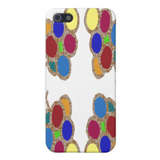 Exotic Fruit Basket iPhone 5/5S Covers