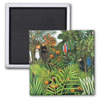 Exotic Landscape   (Paysage Exotique) Magnet