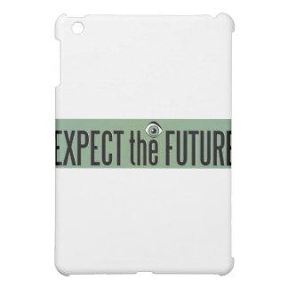 Expect The Future Logo iPad Mini Case