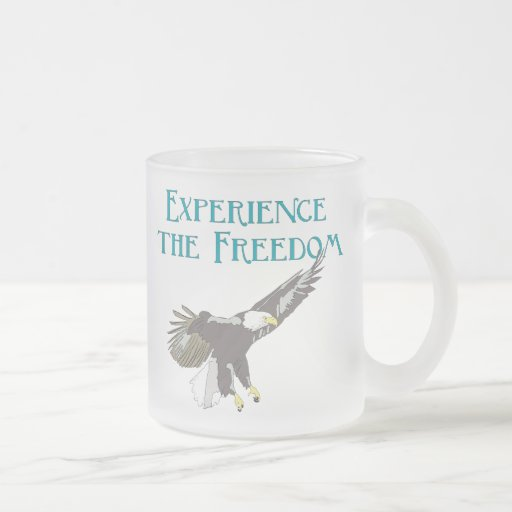 Experience the Freedom Coffee Mug