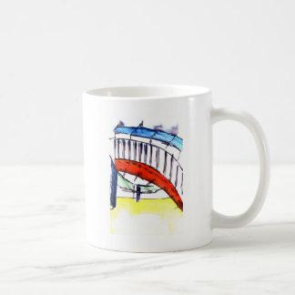 Experimentation of Colour Coffee Mug