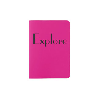 Explore Passport Holder