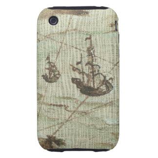Explorers Tough iPhone 3 Covers