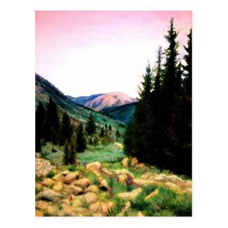 Exploring Colorado Postcard