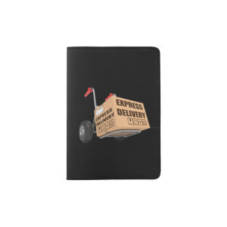 Express Delivery Passport Holder