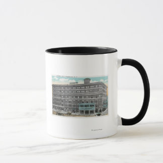 Exterior View of the Arlington Hotel Mug