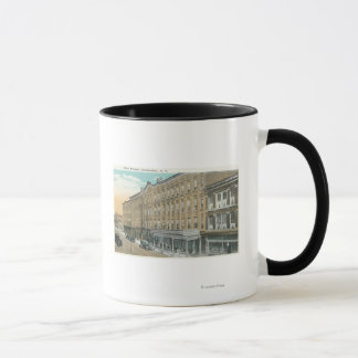 Exterior View of the Hotel Bennett Mug