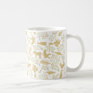 Extinct Animal Crackers Mug