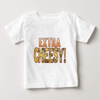 Extra Blue Cheesy Baby T-Shirt