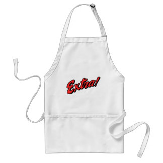 Extra Exclusive Aprons