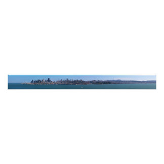 Extra Wide San Francisco Panorama Photograph