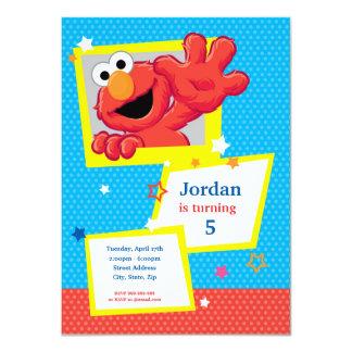 Extreme Elmo Birthday Card