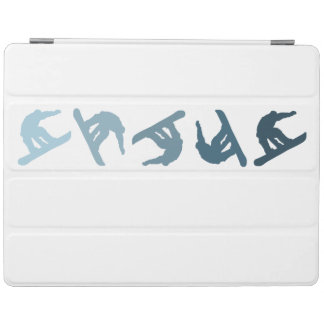 Extreme Snowboarding iPad Cover