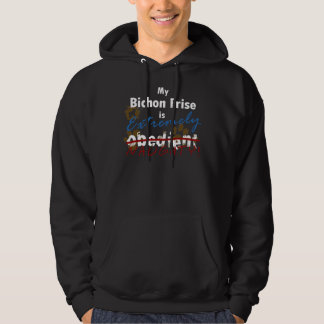 Extremely Naughty Bichon Frise Hoodie
