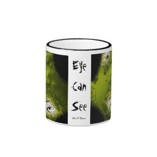 Eye Can See Ringer Mug