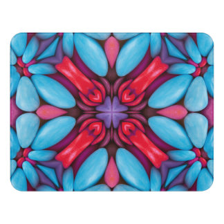 Eye Candy Pattern   Customizable Sign, 7 styles Door Sign