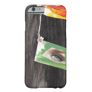 Eye Collage Barely There iPhone 6 Case