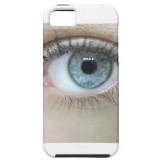Eye design iPhone 5 cover