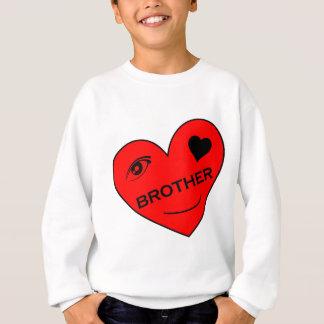 Eye Love My Brother Sweatshirt