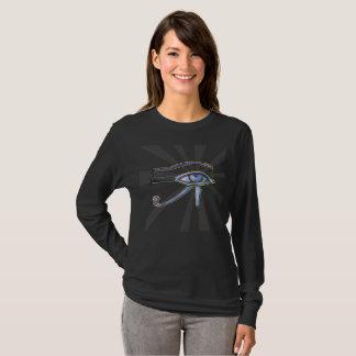 Eye of Horus design for women's  shirt. T-Shirt