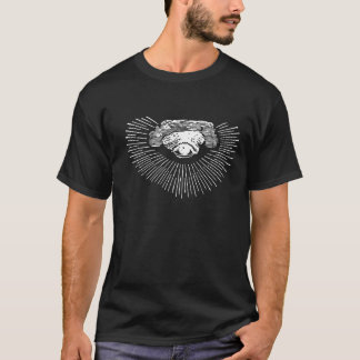 EYE OF PROVIDENCE T-SHIRT MASONIC GOD