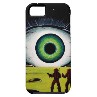 EYE OF THE WATCHER iPhone 5 COVER
