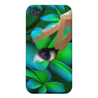 Eye Picked the Flowers Product iPhone 4/4S Covers