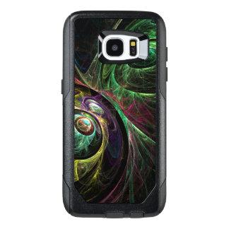 Eye to Eye Abstract Art OtterBox Samsung Galaxy S7 Edge Case