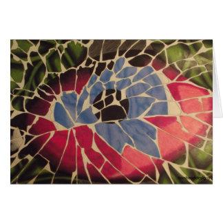 Eye Within An Eye - Shattered Card