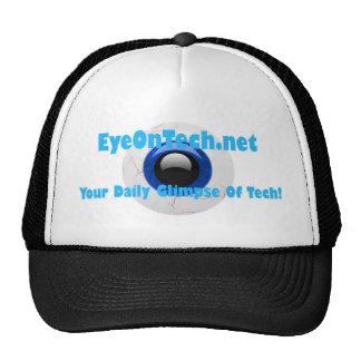 EyeOnTech.net Hat