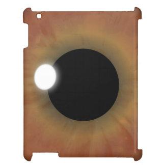 eyePad Brown Eye Iris Case Savvy iPad Case Covers