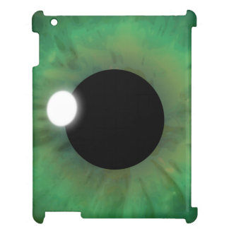 eyePad Green Eye Iris Case Savvy iPad Case Covers