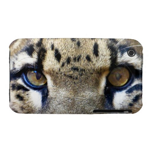 Eyes of a clouded leopard iPhone 3 Case-Mate case