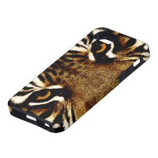 Eyes of a Tiger Tough iPhone 5 Case