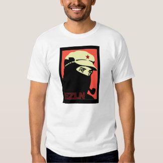 EZLN Subcomandante Marcos T-shirts